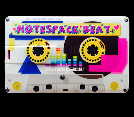 Notespace USB Album