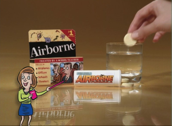 Airborne Commercial