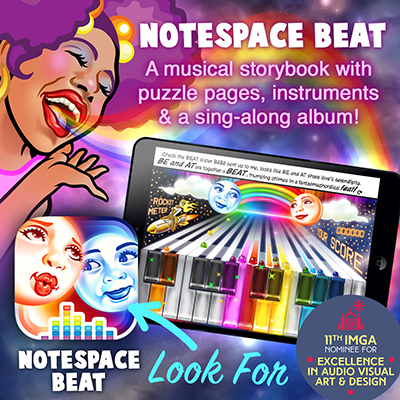 Notespace Banner Ad