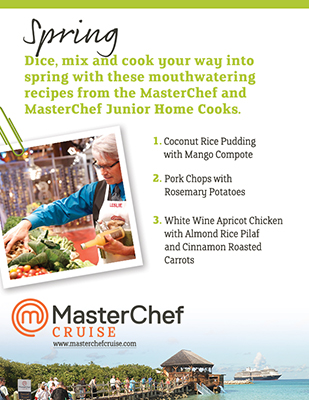 Master Chef Recipes