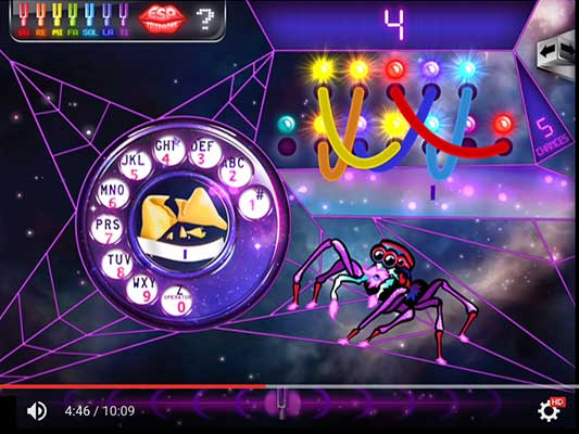 Notespace Beat Gameplay